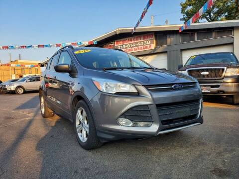 2014 Ford Escape for sale at Michigan city Auto Inc in Michigan City IN