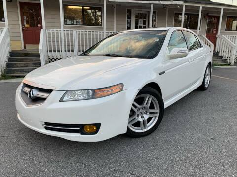 2008 Acura TL for sale at Georgia Car Shop in Marietta GA
