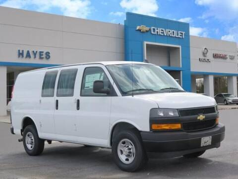 2020 Chevrolet Express Cargo for sale at HAYES CHEVROLET Buick GMC Cadillac Inc in Alto GA