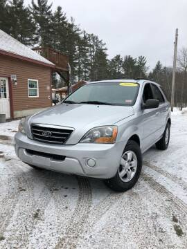 2007 Kia Sorento for sale at Hornes Auto Sales LLC in Epping NH