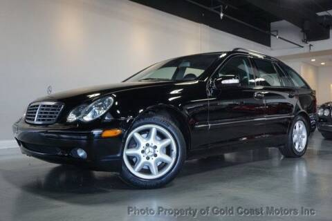 2003 Mercedes-Benz C-Class for sale at Cj king of car loans/JJ's Best Auto Sales in Troy MI