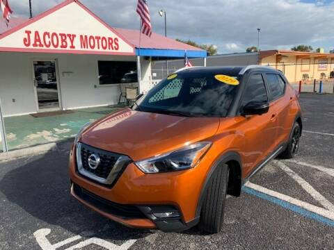 2019 Nissan Kicks for sale at Jacoby Motors in Fort Myers FL