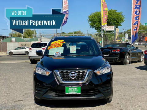 2018 Nissan Kicks for sale at Stark Auto Sales in Modesto CA
