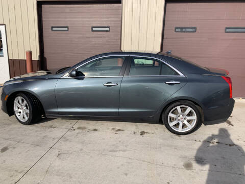 2013 Cadillac ATS for sale at Dakota Auto Inc. in Dakota City NE
