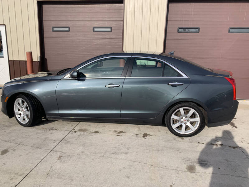 2013 Cadillac ATS for sale at Dakota Auto Inc. in Dakota City NE