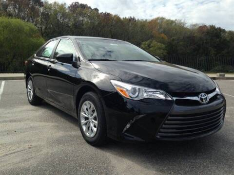 2015 Toyota Camry for sale at MELILLO MOTORS INC in North Haven CT