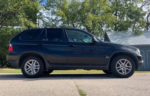 2005 BMW X5 for sale at SMART DOLLAR AUTO in Milwaukee WI