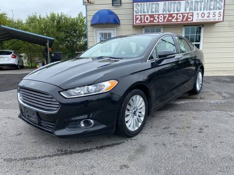 2014 Ford Fusion Hybrid for sale at Silver Auto Partners in San Antonio TX