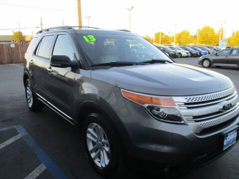 2013 Ford Explorer for sale at Choice Auto & Truck in Sacramento CA