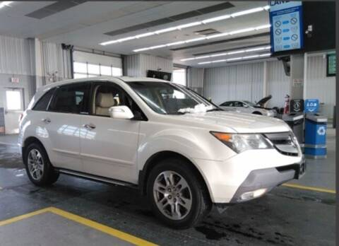 2008 Acura MDX for sale at HW Used Car Sales LTD in Chicago IL
