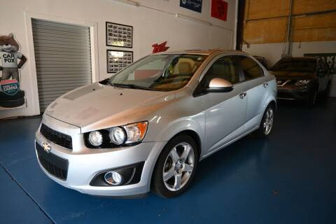 2016 Chevrolet Sonic for sale at Thurston Auto and RV Sales in Clermont FL