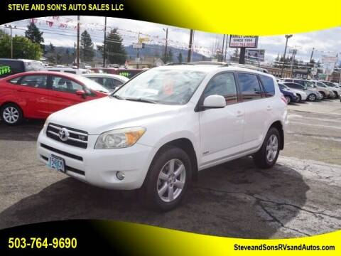 2006 Toyota RAV4 for sale at Steve & Sons Auto Sales in Happy Valley OR