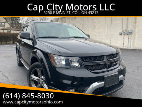 2016 Dodge Journey for sale at Cap City Motors LLC in Columbus OH