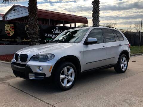 2008 BMW X5 for sale at Texas Auto Corporation in Houston TX