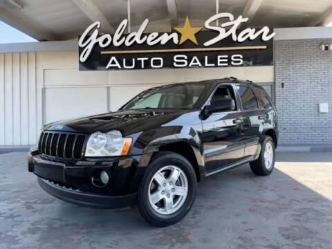 2007 Jeep Grand Cherokee for sale at Golden Star Auto Sales in Sacramento CA