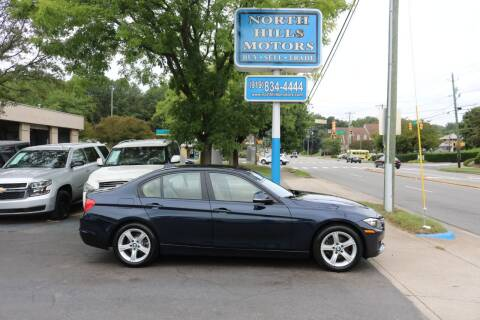 2015 BMW 3 Series for sale at North Hills Motors in Raleigh NC