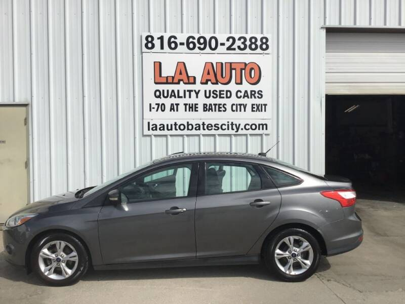2013 Ford Focus for sale at LA AUTO in Bates City MO