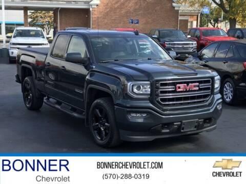2019 GMC Sierra 1500 Limited for sale at Bonner Chevrolet in Kingston PA