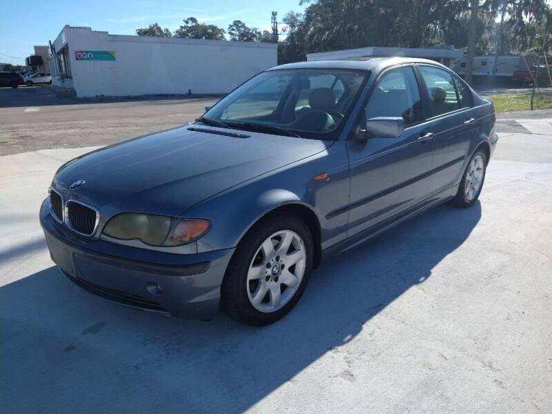 2003 BMW 3 Series for sale at NINO AUTO SALES INC in Jacksonville FL