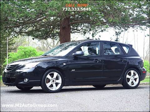 2006 Mazda MAZDA3 for sale at M2 Auto Group Llc. EAST BRUNSWICK in East Brunswick NJ