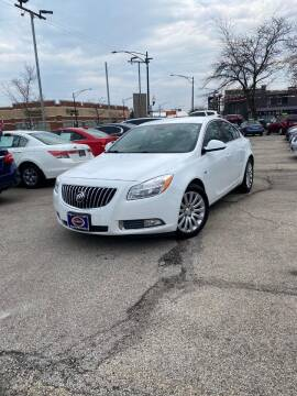 2011 Buick Regal for sale at AutoBank in Chicago IL