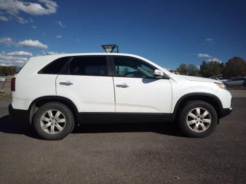 2011 Kia Sorento for sale at Skyway Auto INC in Durango CO