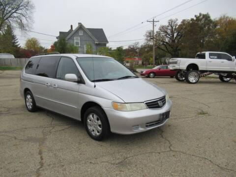 2004 Honda Odyssey for sale at Perfection Auto Detailing & Wheels in Bloomington IL