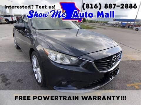 2015 Mazda MAZDA6 for sale at Show Me Auto Mall in Harrisonville MO