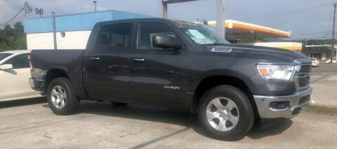 2019 RAM Ram Pickup 1500 for sale at Morristown Auto Sales in Morristown TN
