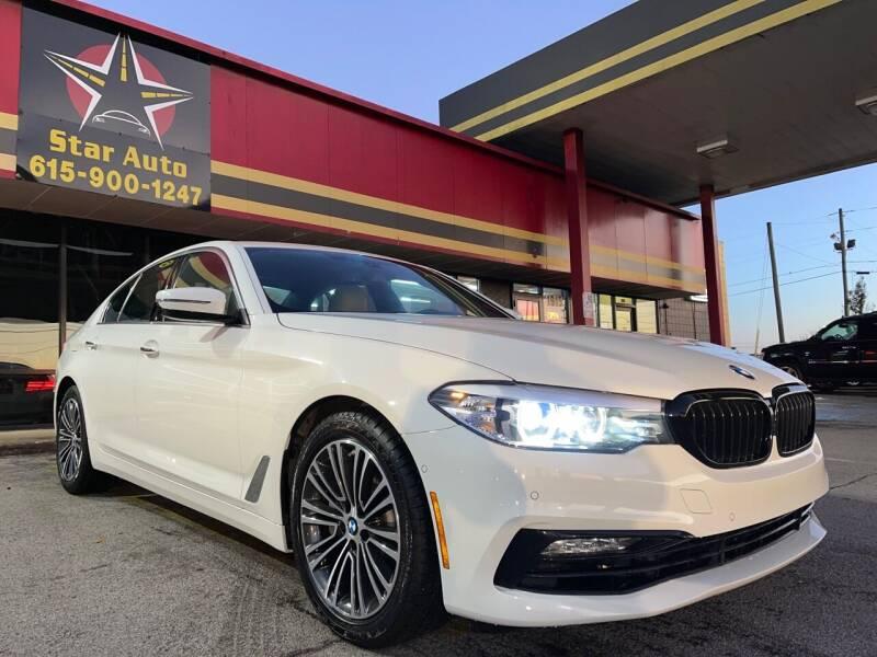 2017 BMW 5 Series for sale at Star Auto Inc. in Murfreesboro TN