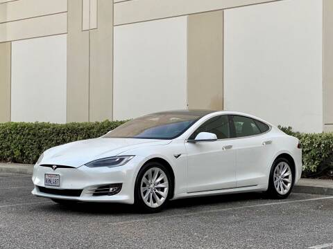2017 Tesla Model S for sale at Carfornia in San Jose CA