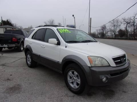 2004 Kia Sorento for sale at Car Credit Auto Sales in Terre Haute IN