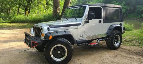 2005 Jeep Wrangler for sale at Vess Auto in Danville OH
