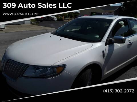 2011 Lincoln MKZ for sale at 309 Auto Sales LLC in Harrod OH