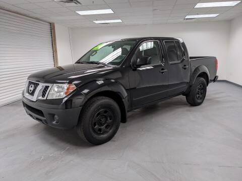 2015 Nissan Frontier for sale at Ideal Cars Atlas in Mesa AZ