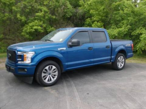 2018 Ford F-150 for sale at Luv Motor Company in Roland OK