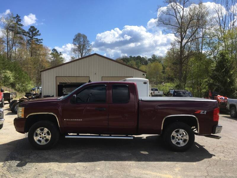 2008 Chevrolet Silverado 1500 for sale at Craig's Auto Sales Inc. in Olive Hill KY