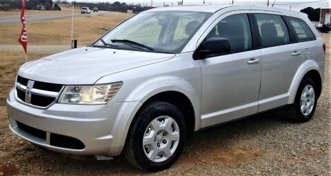 2010 Dodge Journey for sale at Advantage Auto Sales in Wichita Falls TX