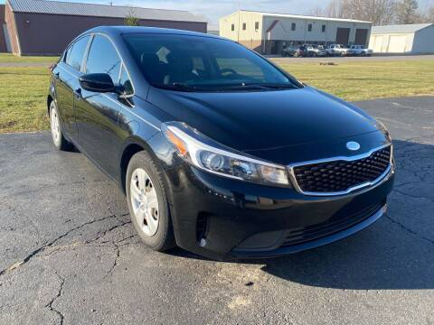 2017 Kia Forte for sale at MARK CRIST MOTORSPORTS in Angola IN