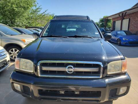 2002 Nissan Pathfinder for sale at Star Autogroup, LLC in Grand Prairie TX