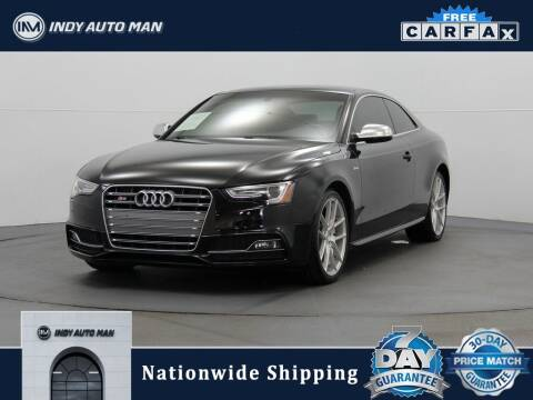 2015 Audi S5 for sale at INDY AUTO MAN in Indianapolis IN