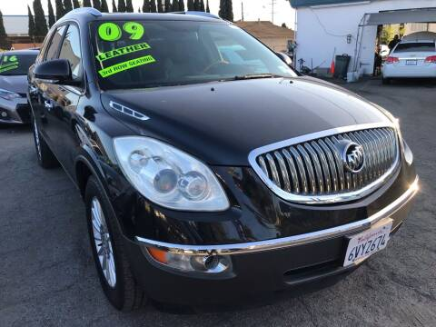 2009 Buick Enclave for sale at CAR GENERATION CENTER, INC. in Los Angeles CA