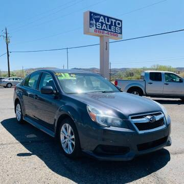 2013 Subaru Legacy for sale at Capital Auto Sales in Carson City NV