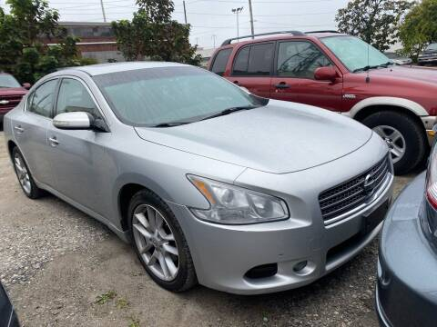 2010 Nissan Maxima for sale at Philadelphia Public Auto Auction in Philadelphia PA