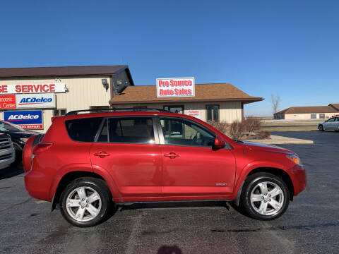 2007 Toyota RAV4 for sale at Pro Source Auto Sales in Otterbein IN