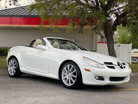 2006 Mercedes-Benz SLK for sale at FALCON AUTO BROKERS LLC in Orlando FL