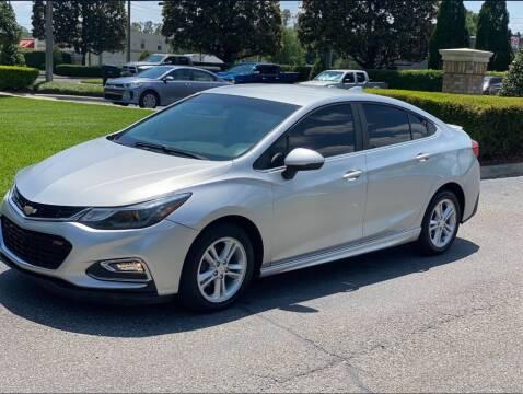 2017 Chevrolet Cruze for sale at Mendz Auto in Orlando FL