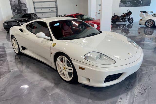 2003 Ferrari 360 Modena for sale in Boca Raton, FL