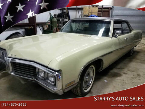 1970 Buick Electra for sale at STARRY'S AUTO SALES in New Alexandria PA