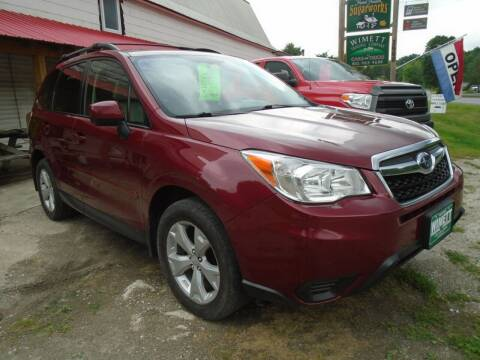 2014 Subaru Forester for sale at Wimett Trading Company in Leicester VT